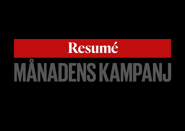 Månedens Kampanj-logo